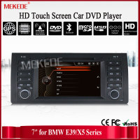 7 Inch Car DVD GPS Player For E39 5 Series X5 E53 M5 Car Styling GPS