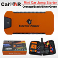 Mini Car Vehicle Emergency Jump  Starter Ipone Android Phone Power Bank Charger Full Battery Capacity Unique Design Carbar