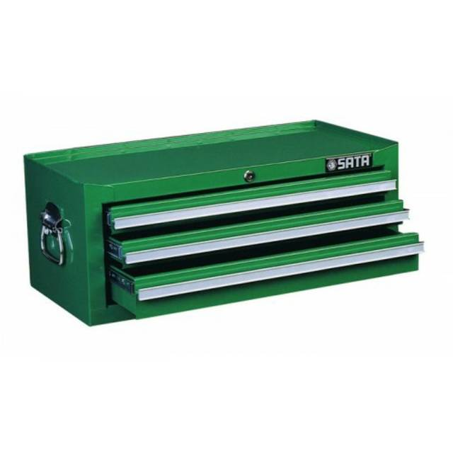 Tool box with 3 shelves Sata, S95105