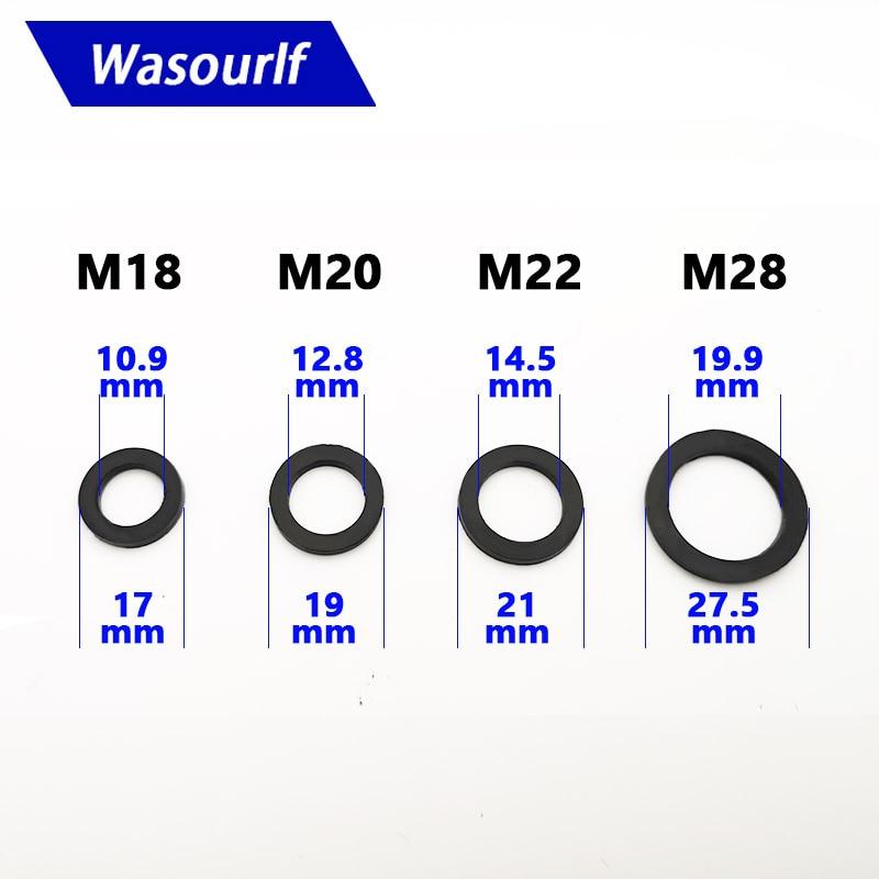 ᗑwasourlf 5 Pcs M18 M20 M22 M28 Male Thread Female Thread Aerator