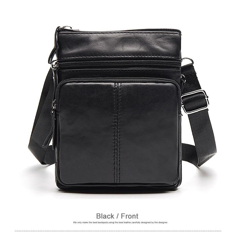 HTB1RzF.XX67gK0jSZPfq6yhhFXah Westal Shoulder Messenger Women Men Bag Genuine Leather Office Work Business Briefcase For Handbag Male Female Portafolio Retro