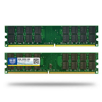 High Quality Brand Xiede Original DDR2 800 PC2 6400 4GB Desktop RAM Memory Compatible With AMD