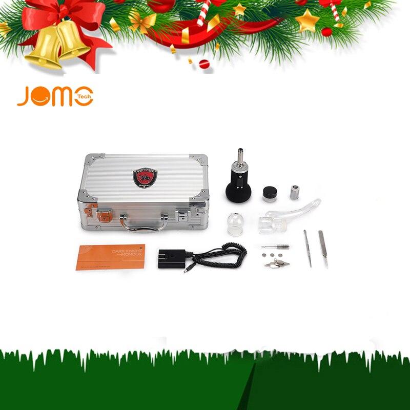 Originale JOMO erba Secca dark knight honor kit Sigaretta Elettronica Costruito in 2200 mah batteria Vape mod Ceramica Baker ECigarette