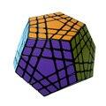 ShengShou Megaminx Dodecahedron 12 Caras Rompecabezas Velocidad Cubo Mágico de 5 Capas 5x5 Rompecabezas Juguetes Educativos Para Niños