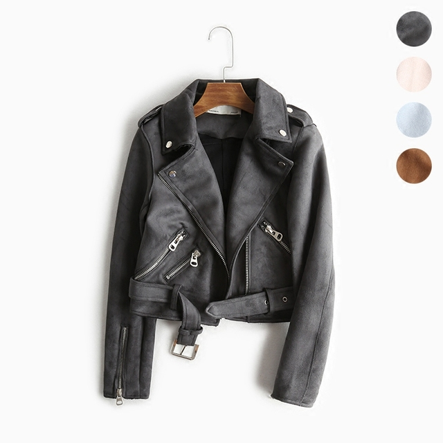 leather suede jackets women faux leather jacket for women s moto