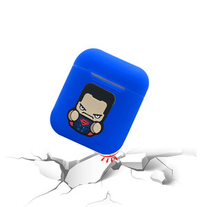 Image 3 - Hero Cartoon Wireless Bluetooth Earphone Case For Apple AirPods Silicone Charging Headphones Cases for Airpods Protective Cover