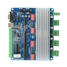 USBCNC 30K 4 Axis Stepper Motor Driver Board USB 4CH 2 Phase 3A USB6560T4V3