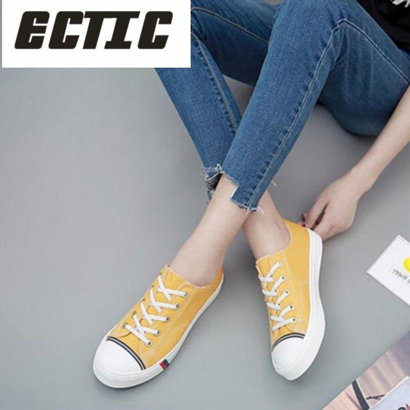 2018 Fashion Women Vulcanized Shoes Snea
