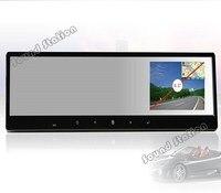4.3'' inch Vehicle Auto Car Back Up Monitor Rear View Mirror Parking Mirror Monitor HD DVR Driving Camera Eeyelog Video Recorder