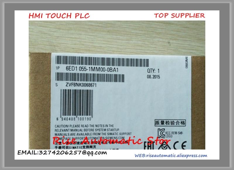 6ED1055-1MM00-0BA2 6ED1 055-1MM00-0BA2 New original PLC6ED1055-1MM00-0BA2 6ED1 055-1MM00-0BA2 New original PLC