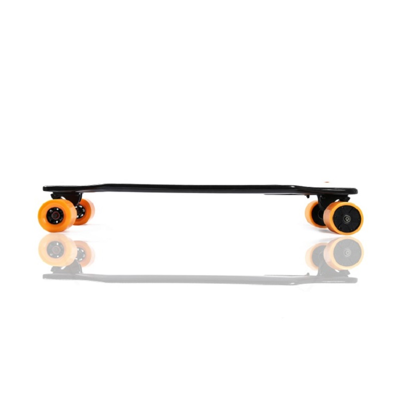 Image 5 - Electric Skateboard 24V 36 Volt Dual Motor 75mm 350 W Perforating Motor Truck Esc For 2 Motors With Remote Two Drive Four Drive-in Skate Board from Sports & Entertainment