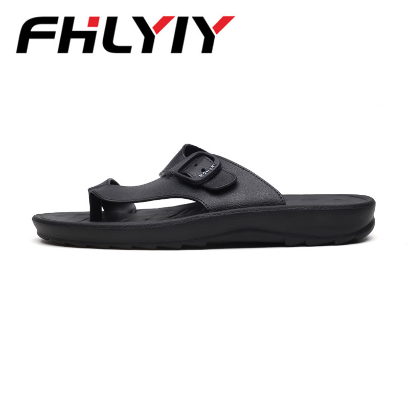 f90be040204c5f Summer Men Designer Flip Flops Mens Casual Sandals Fashion Slippers  Breathable Beach Shoes Slides Beach Water Shoes Zapatos-in Flip Flops from  Shoes on ...