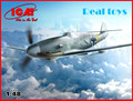 ICM model 48107 1/48 Bf 109F-4/R6 - WWII German Fighter plastic model kit