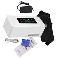 2018 портативная инсулиновая сумка-холодильник для хранения диабетический инсулиновый охладитель коробка перезаряжаемый холодильник мини ...