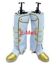 love live Anime Cosplay lovelive MINAMI KOTORI Women's Shoes boots leather