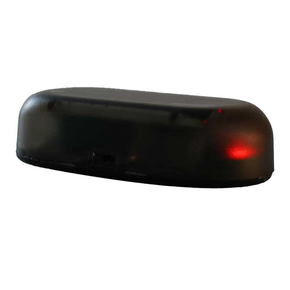 vehemo fake solar auto car alarm security anti theft. Black Bedroom Furniture Sets. Home Design Ideas