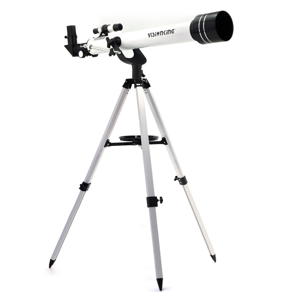 Visionking 60 700 60 700mm White Space Refractor Astronomical Telescope Moon Jupiter Watching With Tripod Telescope Astronomical Telescope Binocularrefractor Astronomical Telescope Aliexpress
