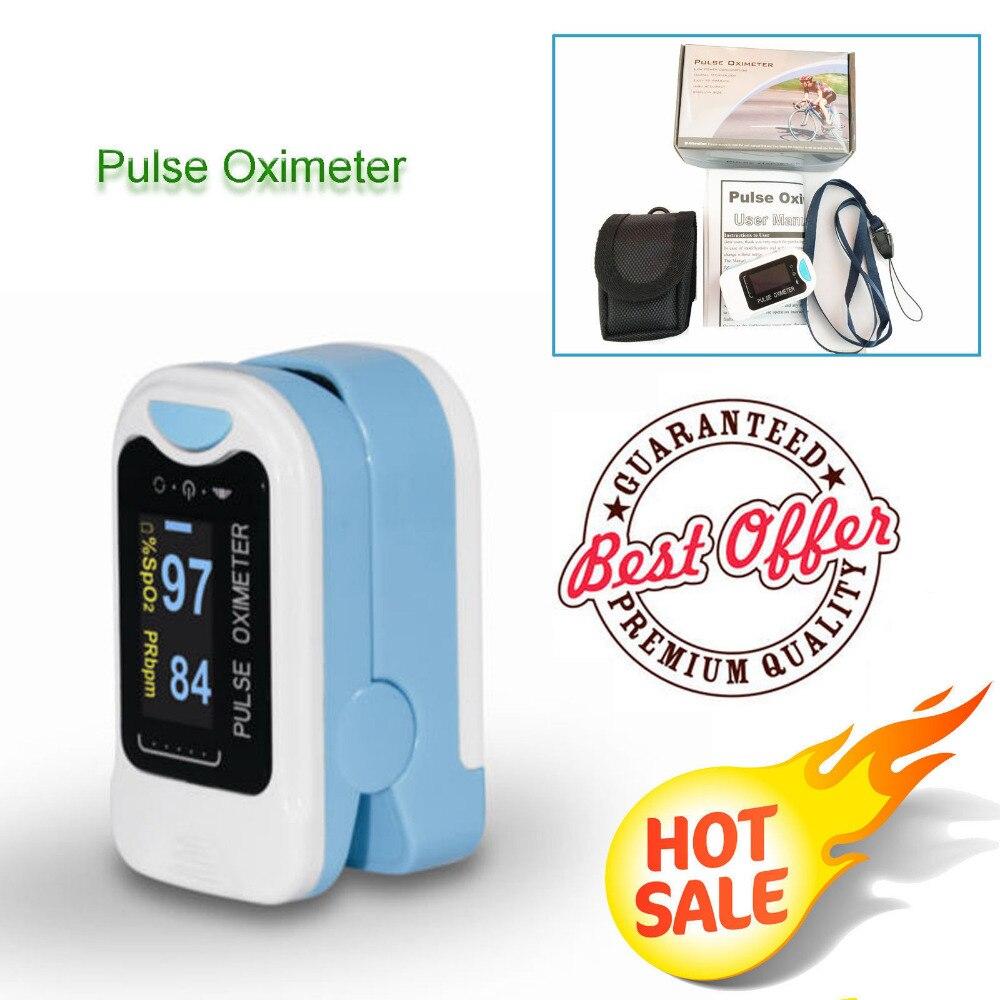 CE CONTEC OLED CMS50N/50NA fingertip oximeter spo2, PR-monitor Blut-sauerstoff-pulsoximeter, OLED