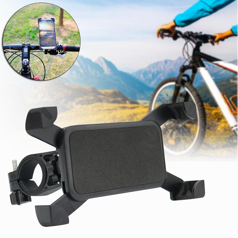 Universal Durable Motorcycle MTB Bike Bicycle Handlebar Cell Phone GPS Mount Holder Suit For IPhone 3.5-6.5 Inch Screen