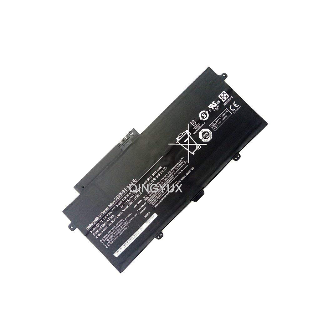 QINGYUX 7.6V 55Wh 7300mAh AA-PLVN4AR <font><b>NP940X3G</b></font> Laptop Battery Compatible with Samsung 940X3G 1588-3366 BA43-00364A Series image