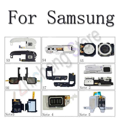For Samsung Galaxy Note 2 3 4 5  Loud Speaker Ringer Buzzer Loudspeaker repair parts Mobile Phone Parts Pakistan