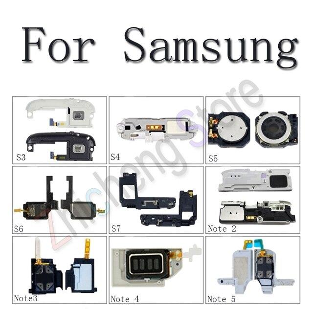 206836861aa99e For Samsung Galaxy Note 2 3 4 5 Loud Speaker Ringer Buzzer Loudspeaker repair  parts Mobile