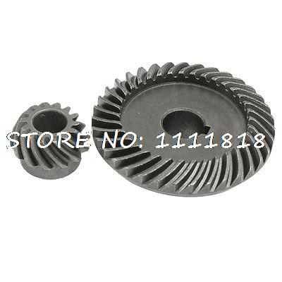 2 Pcs Spare Parts Electric Power Tool Angle Grinder Gear for LG 100 TGC-100SA