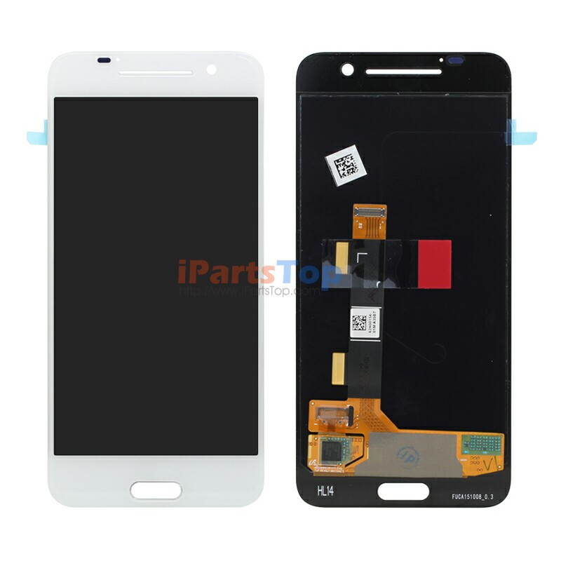 Original Display For HTC One A9 Black and White LCD Screen With Touch Digitizer Assembly Full