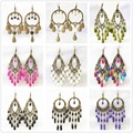 Fashion style newly earrings earbob tassel design high quality making jewelry B1062