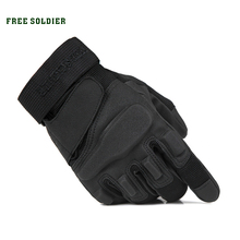 Tactical-Gloves Gull-Finger Antiskid Hikingmtraining Outdoor Sports for Male Upgrade