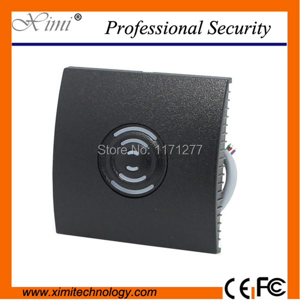 Free shipping IP65 waterproof smart card reader for door access control proximity (125KHz) RFID card reader футболка мужская t shirt 5445 polo polo