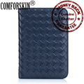 2017 New Arrival Brand Genuine Leather Kinting  Style Credit Card Holders Sheepskin Passport Cover  Factory Price On Sale