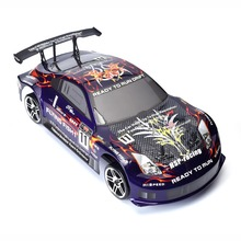 HSP Rc Drift Car 4wd 1/10 Scale Electric Power On Road Drift Remote Control Car  94123 FlyingFish Ready To Run High Speed Rc Car
