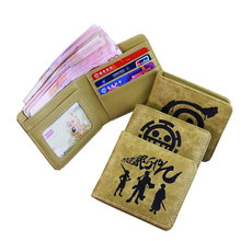 Naruto One Piece Fairy Tail Wallet