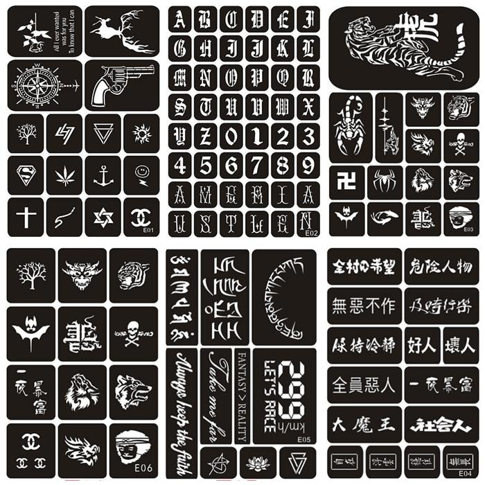 64 Ideas Tattoo Fonts Letters Alphabet Hand 14