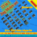 Envío Libre 33 en 1 Juego de Adaptadores JTAG Molex por MOORC (con cables de la flexión) + Envío Libre