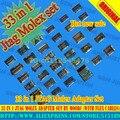 Frete Grátis + 33 em 1 Adaptador Molex JTAG Definido pelo MOORC (com cabos flex) + Frete Grátis