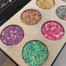 BEAUTY GLAZED Brand 18 color Textured  Shimmer Matte Eyeshadow Palette Makeup Desert Dusk Tutorial Eye shadow Palette