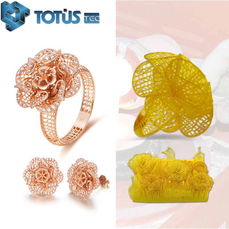 US $350 0 |Jewelry Industry Directly casting 3D Printing acrylic resin-in  3D Printing Materials from Computer & Office on Aliexpress com | Alibaba