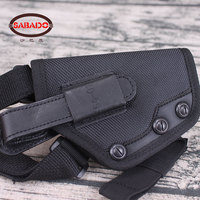 leather Oxford 64 hunting oxter gun holster