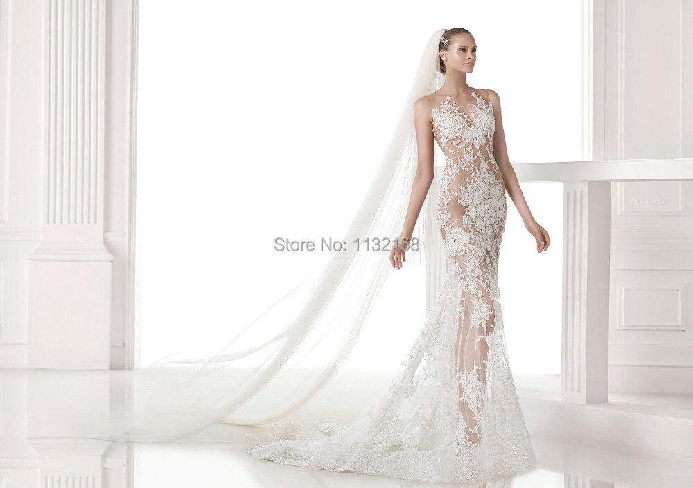 Long Sleeve Mermaid Style Wedding Dresses - Wedding Dress Ideas