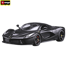 Bburago 1:18 Ferrari sports car manufacturer authorized simulation alloy car model crafts decoration collection toy tools стоимость
