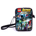 Batman Messenger Bag Star Wars Kids School Bags Boys Girls Cartoon Ninja Mini Shoulder Bag Women Handbags Spiderman Cross Bags