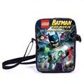 Batman Messenger Bag Star Wars Kids School Bags Boys Girls Cartoon Ninja Mini Shoulder Bag Women Handbags Spiderman Cross Bags
