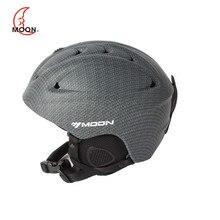 2016 MOON MS86 Adult Ski Helmet Professional Integrally-molded Safety Helmets PC EPS Outdoor Snowboard Helmets