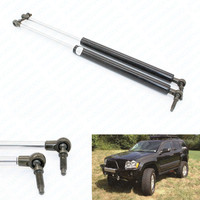 2pcs Auto Tailgate Gas Struts Spring Lift Supports For 2005 2010 Jeep Grand Cherokee Laredo Limited