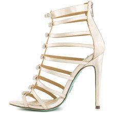 Silver gladiator heels online shopping-the world largest silver