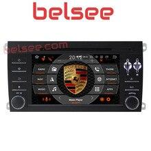 Belsee Восьмиядерный Android 9,0 мультимедиа головное устройство радио dvd-плеер для Porsche Cayenne 2003 2004 2005 2006 2007 2008 2009 2010