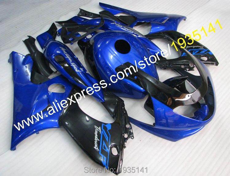 Горячие продаж,мотоцикл обтекатели для YAMAHA Yzf600R Громокошку 97 98 99 00 01 02 03 04 05 06 07 и YZF-600р синий черный обвес и YZF 600р