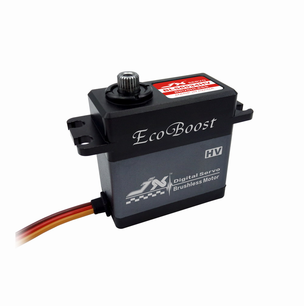 JX - Servo/BLS6534HV / 33 kg/large torsion moment/metal shell / / high voltage brushless digital Servo superior hobby jx pdi hv5212mg high precision metal gear full cnc aluminium shell high voltage digital coreless short servo